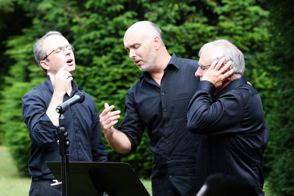 Laurent Frédéric et Jean-Michel